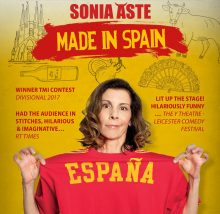 Made in Spain – Press Release